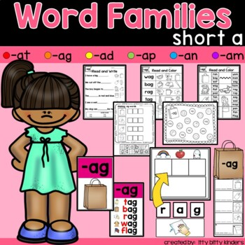 Word Families:  short 'a'
