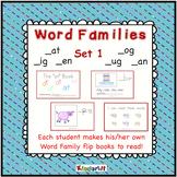 Word Families - Set 1