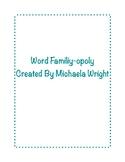 Word Familiy-opoly