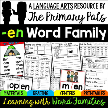 EN Word Family