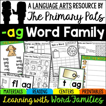 AG Word Family
