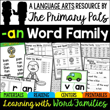 AN Word Family