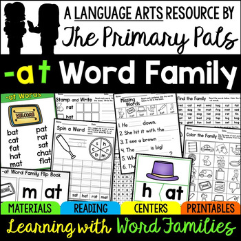 AT Word Family