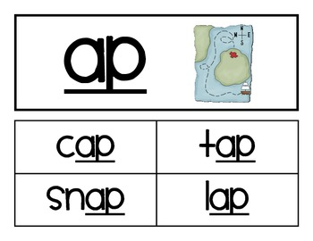 Word Family - ap family