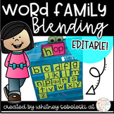 Word Family Blending-Editable