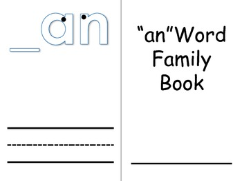 Word Family Books 2