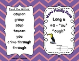 "Word Family Books - Long u #8 ""ou"" ""ough"""
