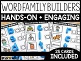 Word Family Builders