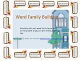 Word Family Building