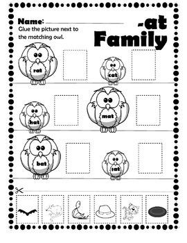 Word Family Bundle