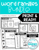 Word Family Bundle