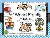 Word Family Bundle {at, am, ad, ap, ag, an}