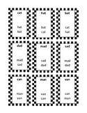 Word Family Cards (Set 1) – CVC - Phonics Games