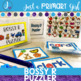 Word Family Centers - Puzzler Bundle