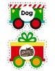 Word Family Christmas Train