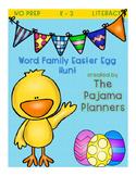Word Family Easter Egg Hunt