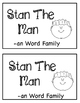 Word Family Emergent Readers Bundle