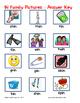Word Family File Folder Game - IN Family