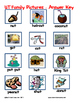 Word Family File Folder Game - UT Family