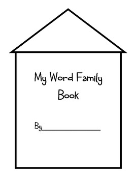 Word Family Fill in the Blank