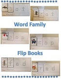 Word Family Flip Book Set: Short u