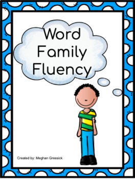 Word Family Fluency
