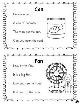 Word Family Fluency Bundle (A, E, I, O, U)
