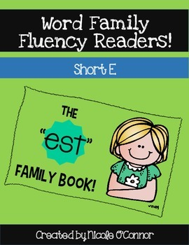 Phonics Fluency Readers: Short E