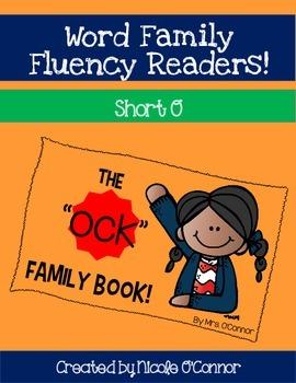 Phonics Fluency Readers: Short O