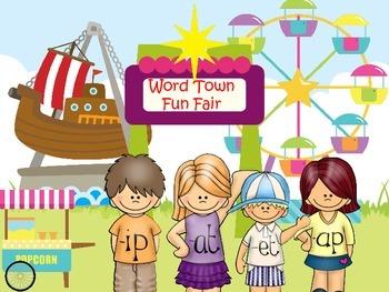 Word Family Fun Fair