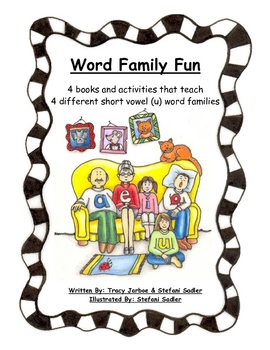Word Family Foundations for Common Core (u)