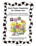 Word Family Foundations for Common Core
