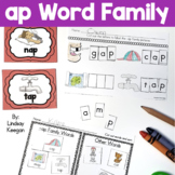 -ap Word Family Fun!