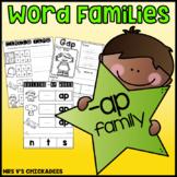 CVC Word Families: -ap family
