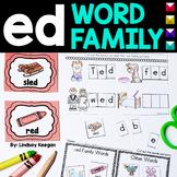 -ed Word Family Fun!