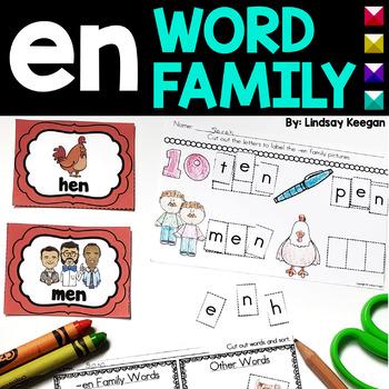 -en Word Family Fun!