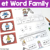 -et Word Family Fun!