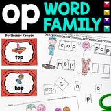 -op Word Family Fun!