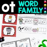 -ot Word Family Fun!