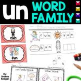 -un Word Family Fun!