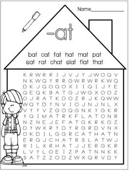Short Vowel Practice... A, E, I, O, U...Print and Go!!
