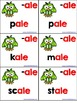 Long Vowel Word Family Game for grades 2-4