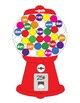 Word Family Gumball Machines