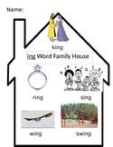Word Family Houses Bundle