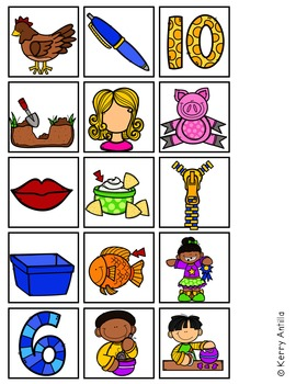 Word Family Houses Short Vowels