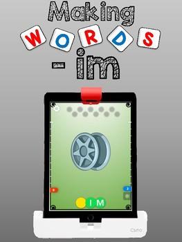 Word Family - IM