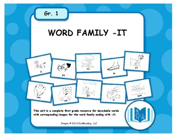 Word Family -IT Resources