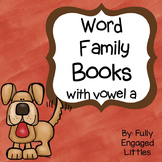 Word Family Books Vowel a