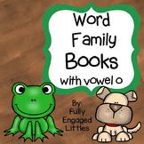Word Family Books Vowel o
