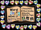 Word Family MOVE IT Mega Bundle